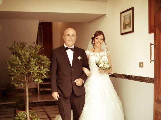 Il matrimonio di Gaspare e Silvia a Castellammare del Golfo, Trapani 8