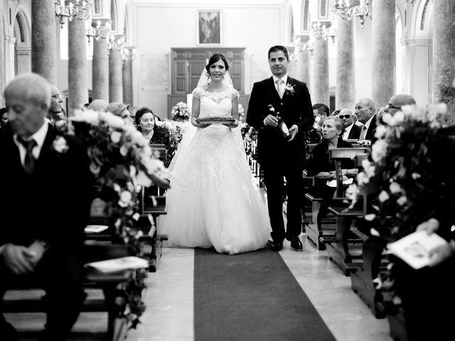 Il matrimonio di Gaspare e Silvia a Castellammare del Golfo, Trapani 11