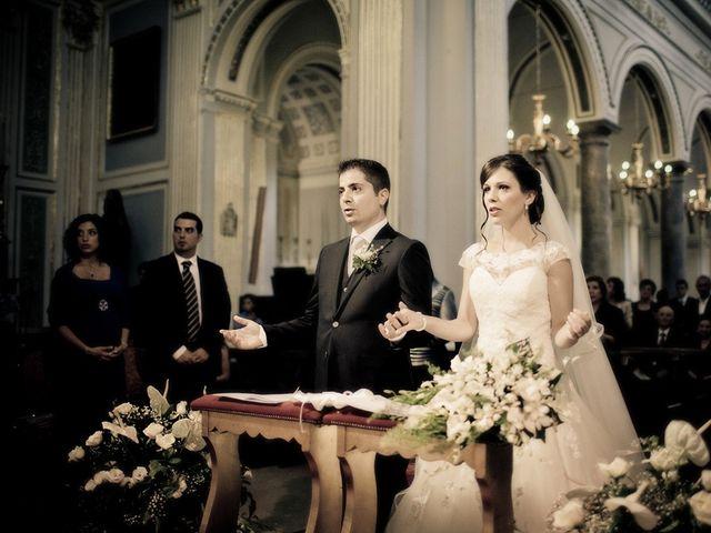 Il matrimonio di Gaspare e Silvia a Castellammare del Golfo, Trapani 12