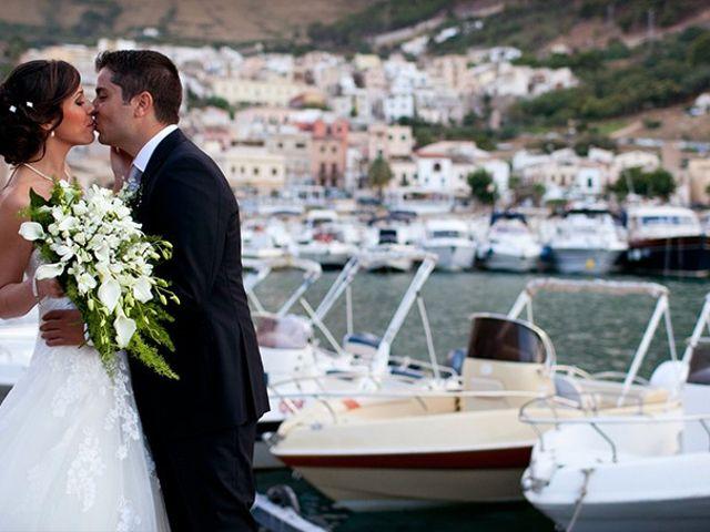 Il matrimonio di Gaspare e Silvia a Castellammare del Golfo, Trapani 13