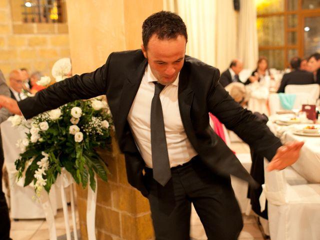 Il matrimonio di Gaspare e Silvia a Castellammare del Golfo, Trapani 16