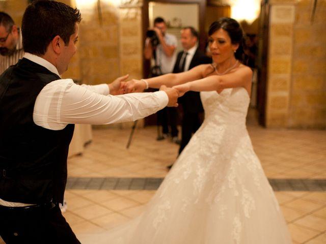 Il matrimonio di Gaspare e Silvia a Castellammare del Golfo, Trapani 18
