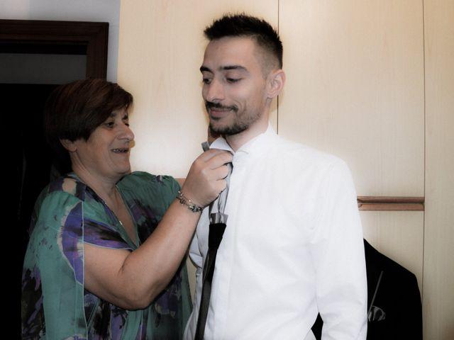 Il matrimonio di Francesco e Stefania a Campiglia Marittima, Livorno 5