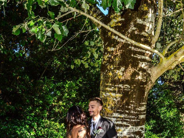 Il matrimonio di Francesco e Stefania a Campiglia Marittima, Livorno 12