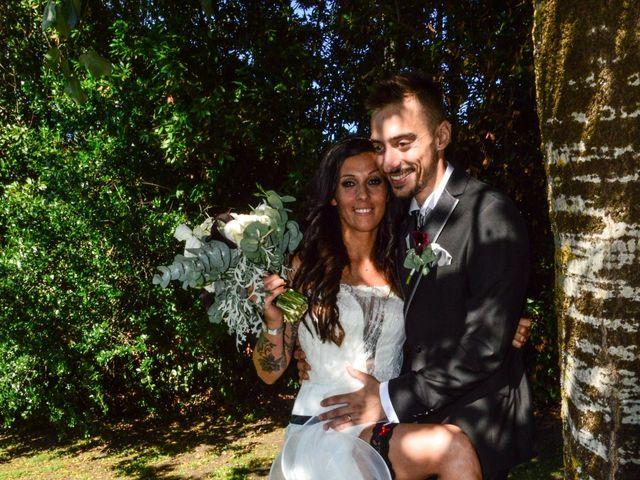 Il matrimonio di Francesco e Stefania a Campiglia Marittima, Livorno 13
