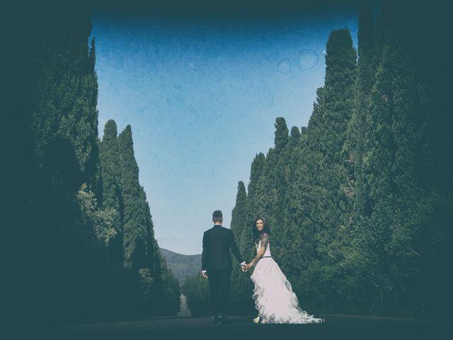Il matrimonio di Francesco e Stefania a Campiglia Marittima, Livorno 14