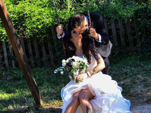 Il matrimonio di Francesco e Stefania a Campiglia Marittima, Livorno 15