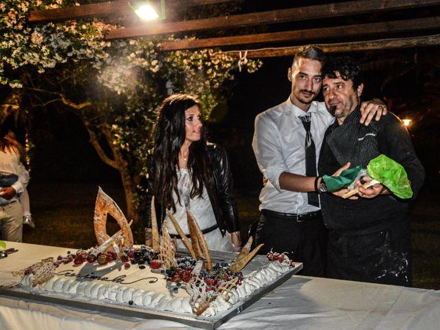 Il matrimonio di Francesco e Stefania a Campiglia Marittima, Livorno 17