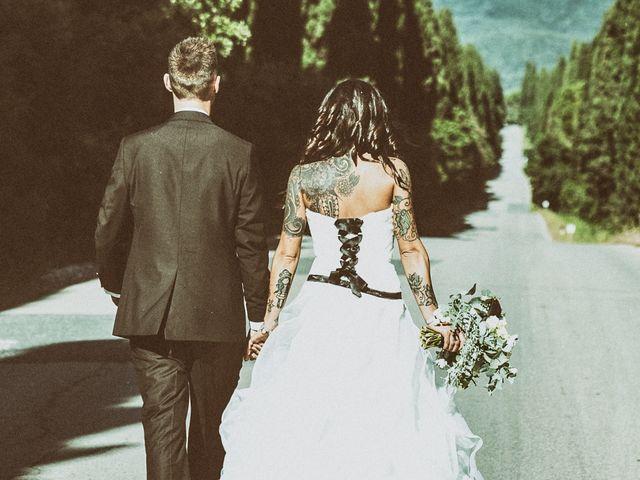 Il matrimonio di Francesco e Stefania a Campiglia Marittima, Livorno 22