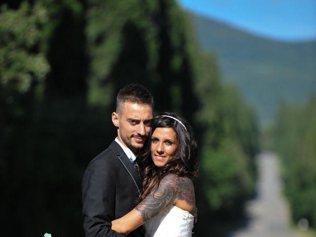 Il matrimonio di Francesco e Stefania a Campiglia Marittima, Livorno 23