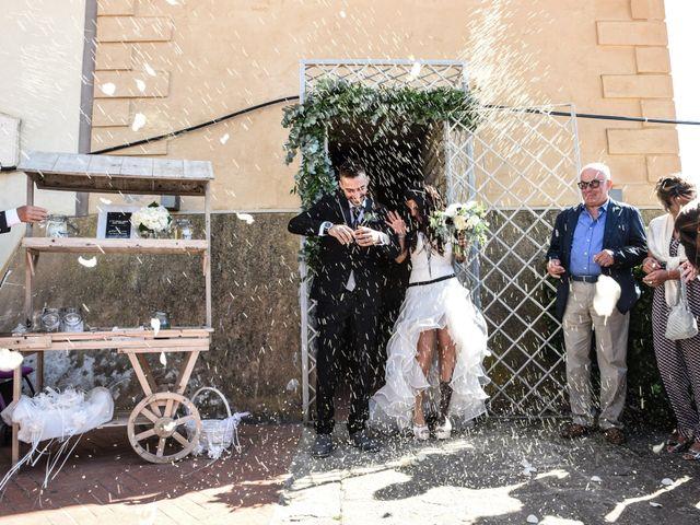 Il matrimonio di Francesco e Stefania a Campiglia Marittima, Livorno 37
