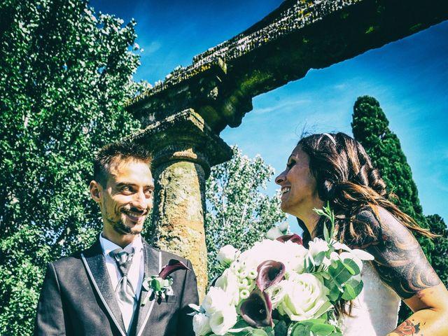 Il matrimonio di Francesco e Stefania a Campiglia Marittima, Livorno 39