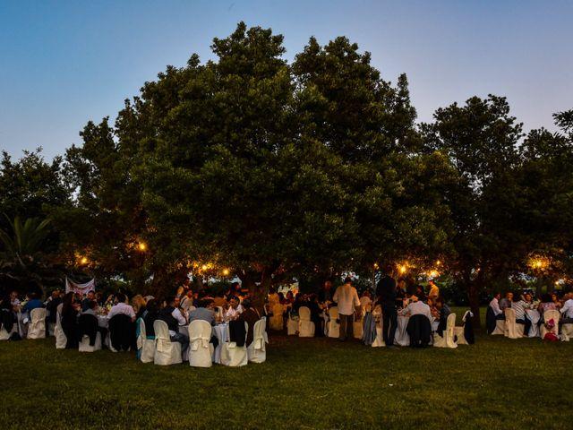 Il matrimonio di Francesco e Stefania a Campiglia Marittima, Livorno 50