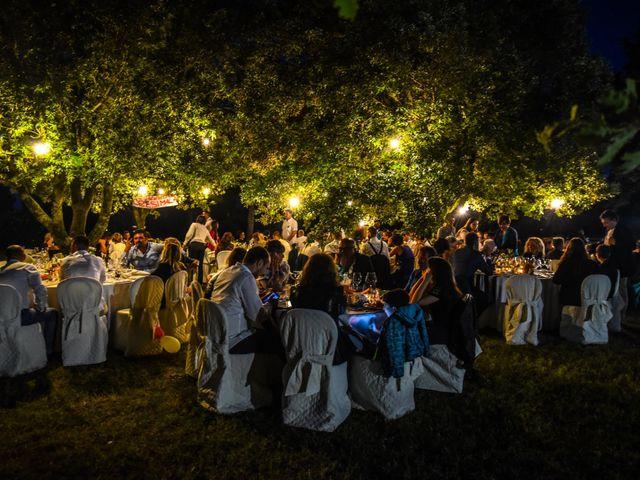 Il matrimonio di Francesco e Stefania a Campiglia Marittima, Livorno 52