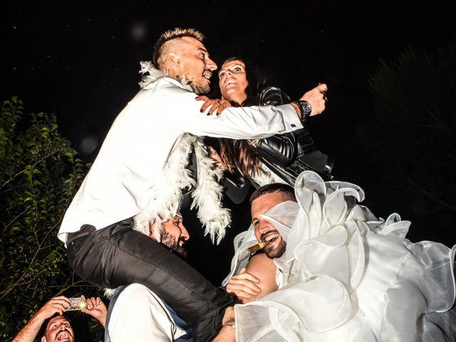 Il matrimonio di Francesco e Stefania a Campiglia Marittima, Livorno 54