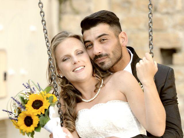 Il matrimonio di Francesco e Azzurra a Suvereto, Livorno 3