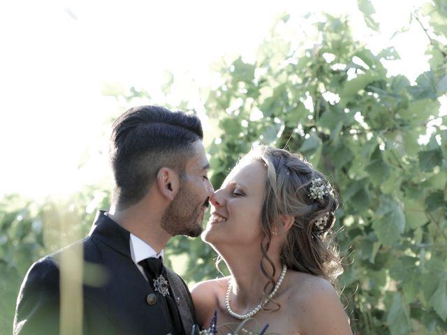 Il matrimonio di Francesco e Azzurra a Suvereto, Livorno 5