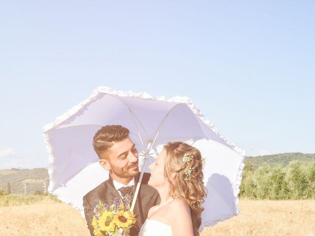 Il matrimonio di Francesco e Azzurra a Suvereto, Livorno 1
