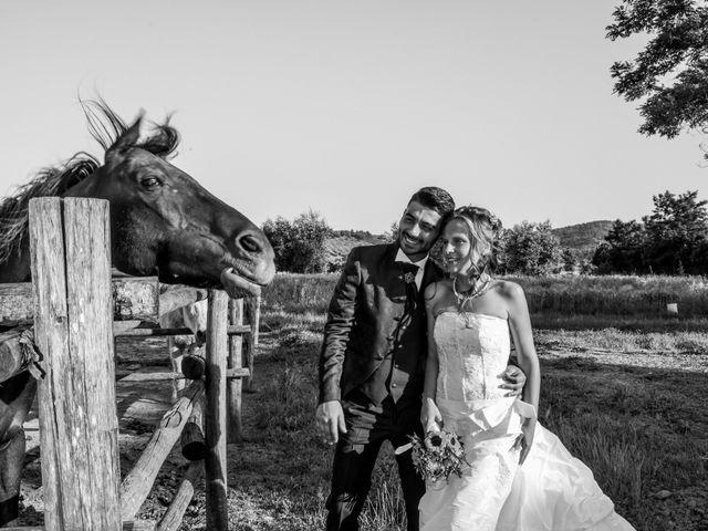 Il matrimonio di Francesco e Azzurra a Suvereto, Livorno 2