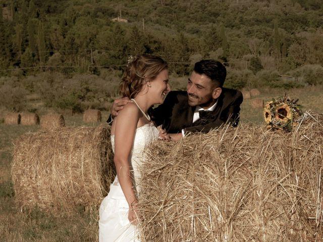 Il matrimonio di Francesco e Azzurra a Suvereto, Livorno 10