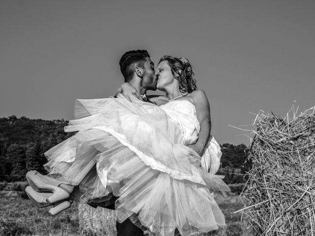 Il matrimonio di Francesco e Azzurra a Suvereto, Livorno 11