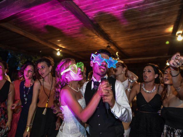 Il matrimonio di Francesco e Azzurra a Suvereto, Livorno 13