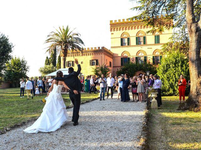 Il matrimonio di Francesco e Azzurra a Suvereto, Livorno 14
