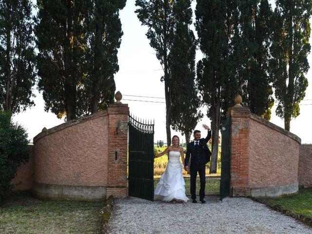 Il matrimonio di Francesco e Azzurra a Suvereto, Livorno 16