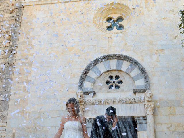 Il matrimonio di Francesco e Azzurra a Suvereto, Livorno 18