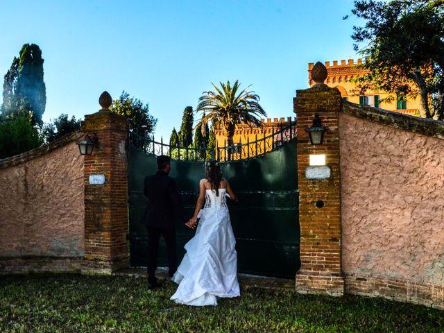 Il matrimonio di Francesco e Azzurra a Suvereto, Livorno 26