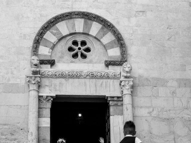 Il matrimonio di Francesco e Azzurra a Suvereto, Livorno 39
