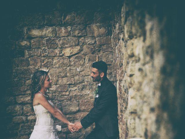 Il matrimonio di Francesco e Azzurra a Suvereto, Livorno 40