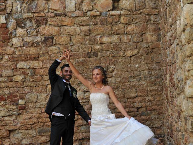 Il matrimonio di Francesco e Azzurra a Suvereto, Livorno 41