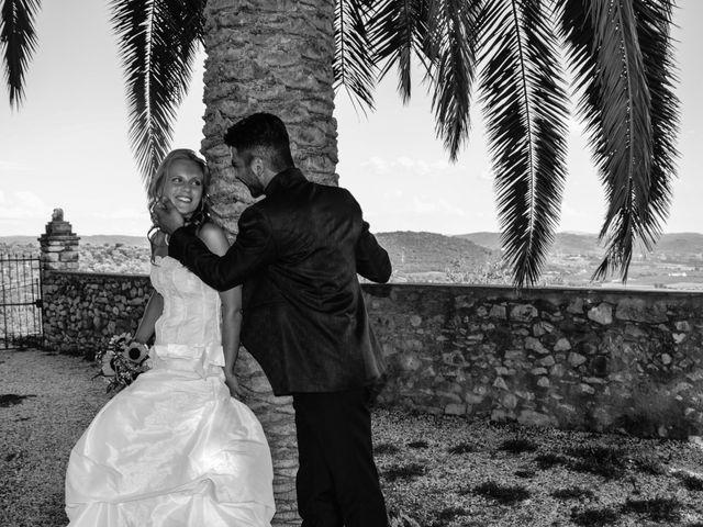 Il matrimonio di Francesco e Azzurra a Suvereto, Livorno 42