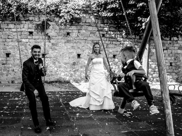 Il matrimonio di Francesco e Azzurra a Suvereto, Livorno 43