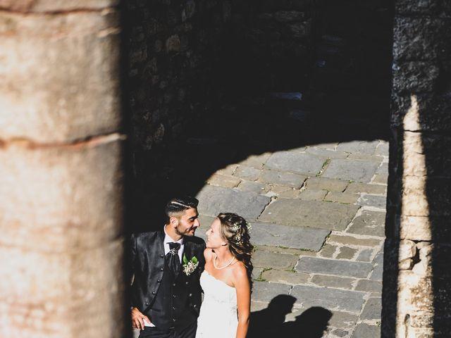 Il matrimonio di Francesco e Azzurra a Suvereto, Livorno 44