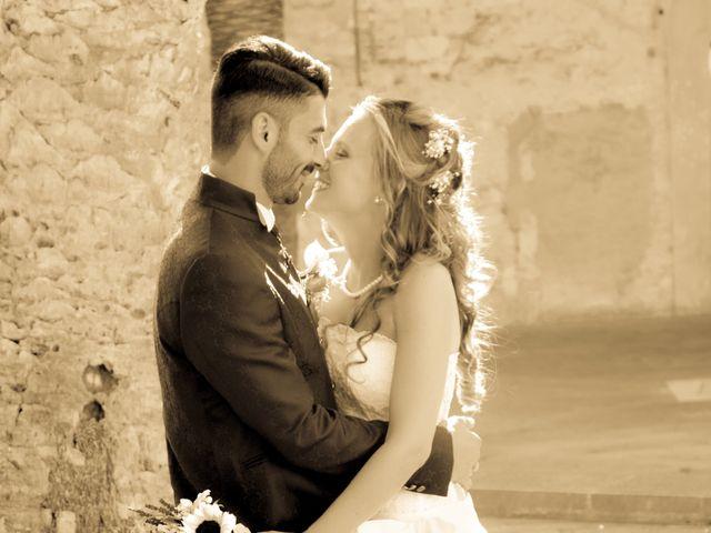 Il matrimonio di Francesco e Azzurra a Suvereto, Livorno 45