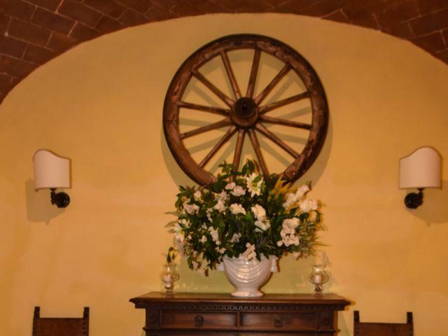 Il matrimonio di Francesco e Azzurra a Suvereto, Livorno 49