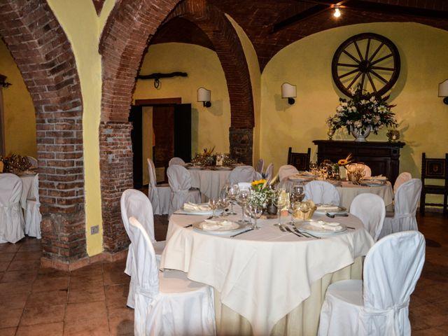 Il matrimonio di Francesco e Azzurra a Suvereto, Livorno 54