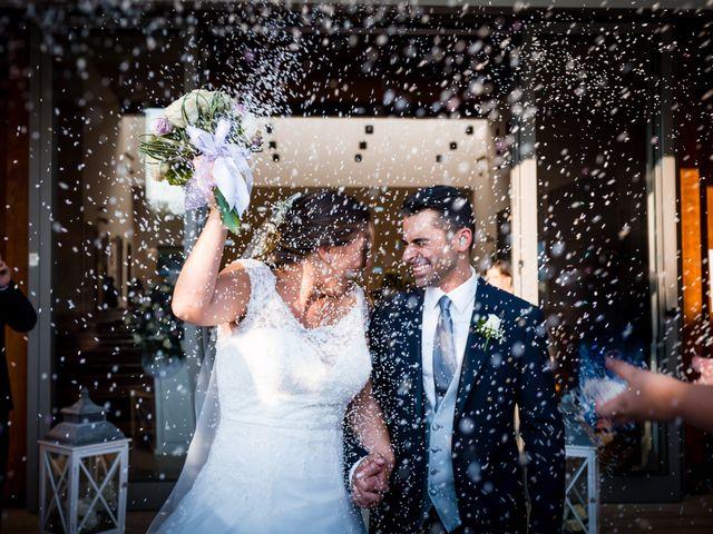 Le nozze di Cristina e Marco