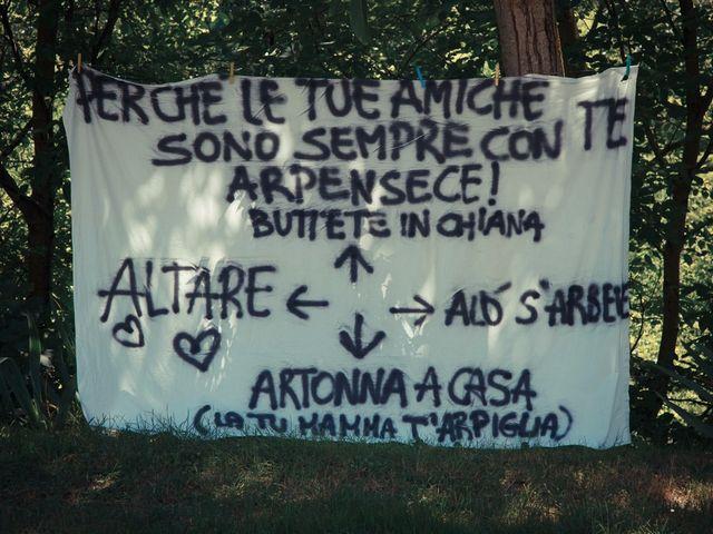 Il matrimonio di Fabio e Letizia a Arezzo, Arezzo 1