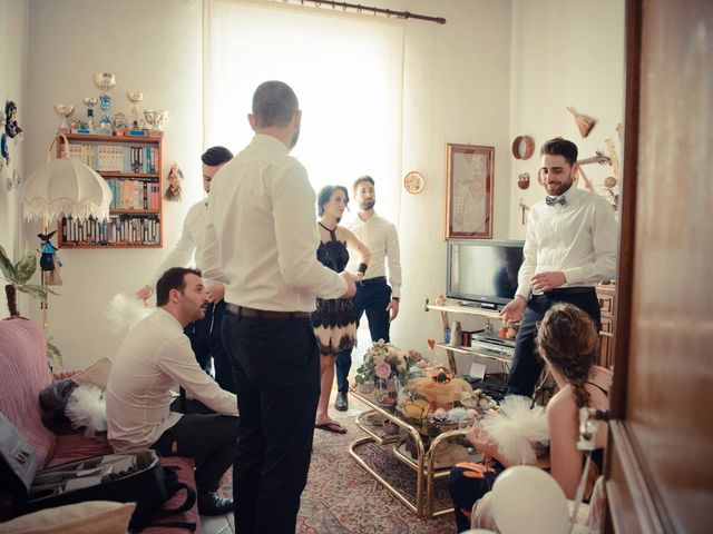 Il matrimonio di Fabio e Letizia a Arezzo, Arezzo 47