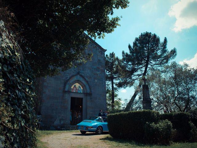 Il matrimonio di Fabio e Letizia a Arezzo, Arezzo 72