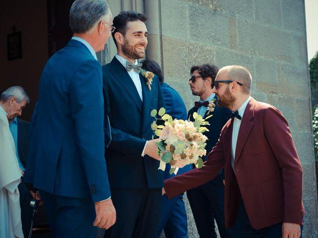 Il matrimonio di Fabio e Letizia a Arezzo, Arezzo 82