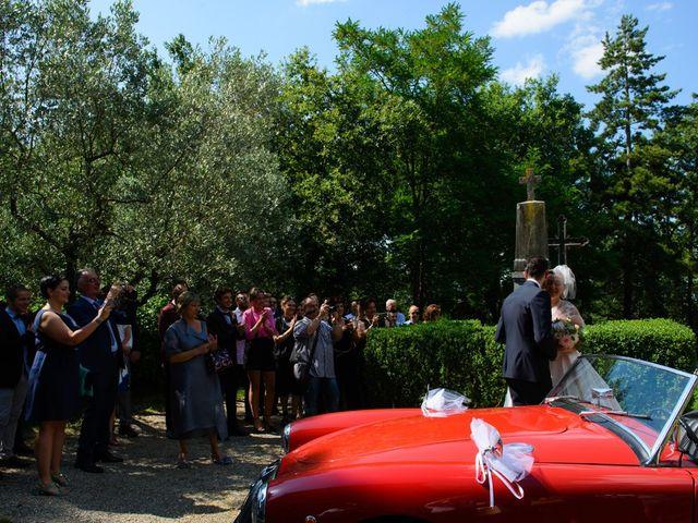 Il matrimonio di Fabio e Letizia a Arezzo, Arezzo 89