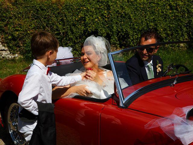 Il matrimonio di Fabio e Letizia a Arezzo, Arezzo 91