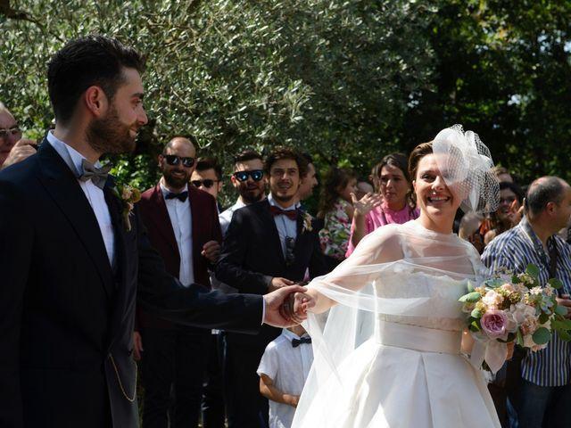 Il matrimonio di Fabio e Letizia a Arezzo, Arezzo 92