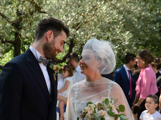 Il matrimonio di Fabio e Letizia a Arezzo, Arezzo 94