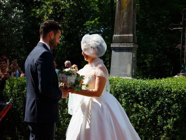 Il matrimonio di Fabio e Letizia a Arezzo, Arezzo 95