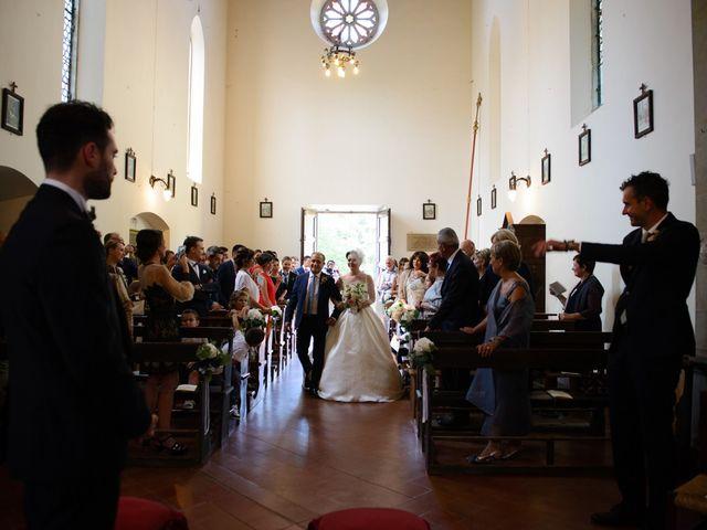 Il matrimonio di Fabio e Letizia a Arezzo, Arezzo 98